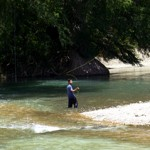 Gin Clear and Cool – Rivers Report Central Texas