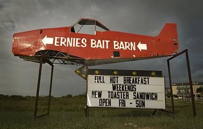 Ernie's Too Christmas Bay Galveston area Texas