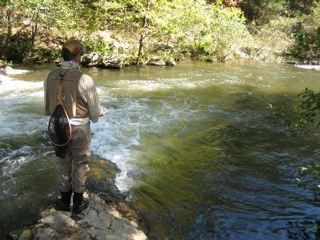 Rob Woodruff Fishing Report