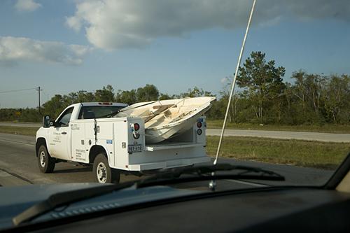 Hurricane Ike Damage