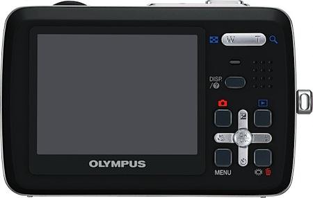 Olympus Waterproof