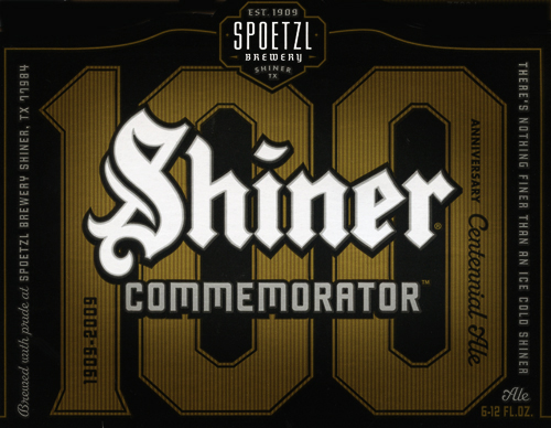 Fly Beer Shiner At 100 The Commemorator Flyfishing