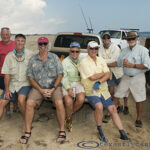 Laguna Madre Fly Fishing Association Annual run to Port Mansfield Cut