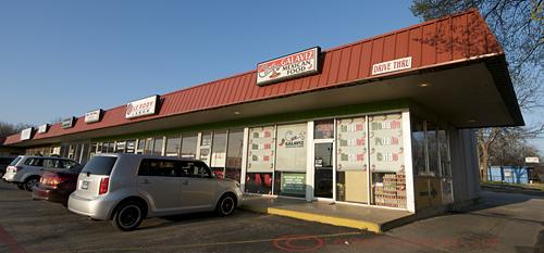 Casa Galaviz Denton Texas Restaurant