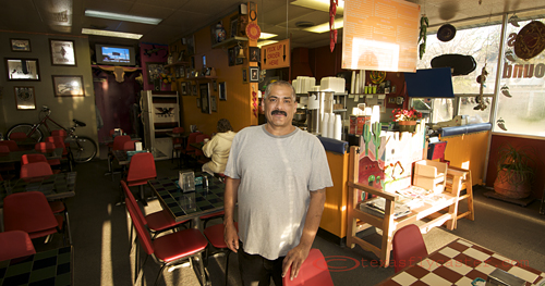 Joe Galaviz Second Generation Owner Casa Galaviz
