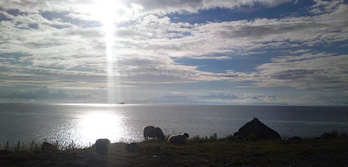 Isle of Skye Scotland photograph by Charles Brooks