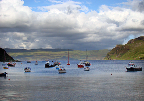 Isle of Skye Scotland photography by Charles Brooks