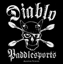 Diablo Paddle Sports Pro Staff Angler