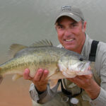 Current Fly Rod Record for Lake Ray Roberts Texas
