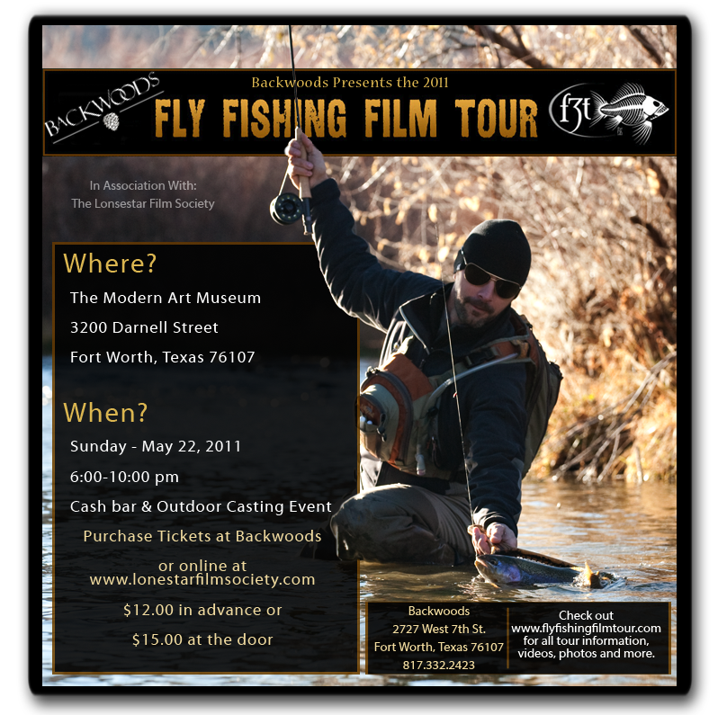 Fort worth fly fishing archives fly fishing in texas for Fly fishing films