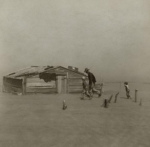 Great Depression Dust Bowl April 14, 1935
