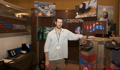 Matt Jones of Twintail Clothing Co. Dallas Texas