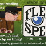 Flex Spex are in the Fly Shop