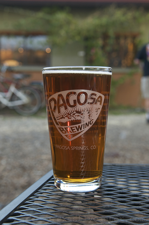 Pagosa Brewing Co. Pagosa Springs Colorado micro brewery