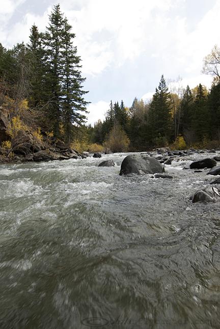 Southern Colorado Rocky Mountain water