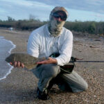 Flat Black Friday – Flounder in Galveston