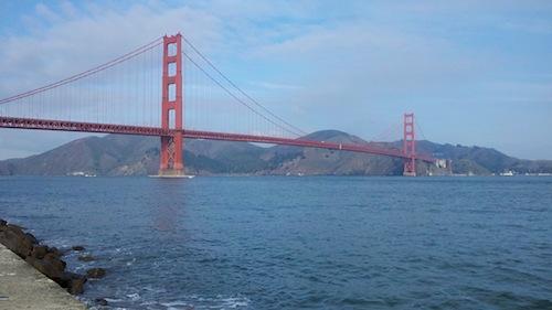 Golden Gate Bridge - Courtesy Immanuel Salas