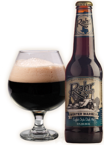 Rahr & Sons Winter Warmer Texas Winter Beer