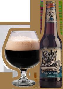 Rahr & Sons Winter Warmer Texas Winter Beer