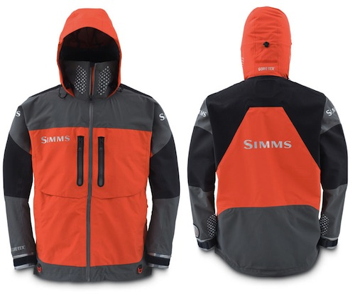 Simms Pro Dry Jacket - Photo Courtesy Simms