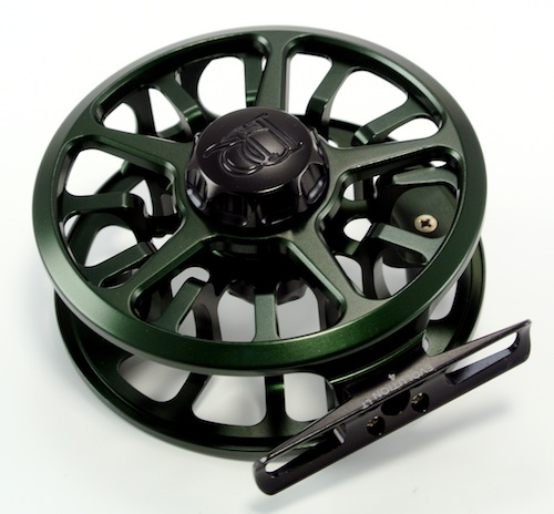 Ross Evolution LT4 Reel - Photo Texas Fly Caster
