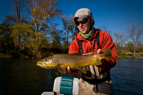 Photo Courtesy - Blue River Fly Shop