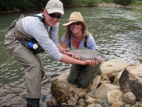 Fly fishing the white river and the norfork in arkansas for Fishing resorts in arkansas