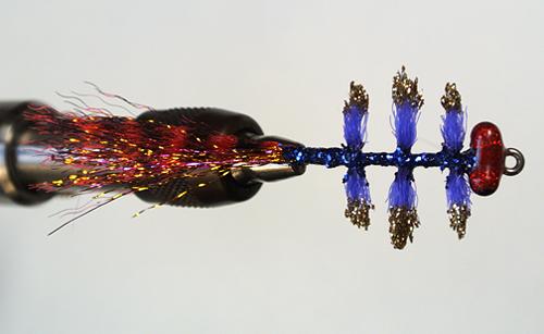 Captain Rich Waldner Louisiana Redfish Fly