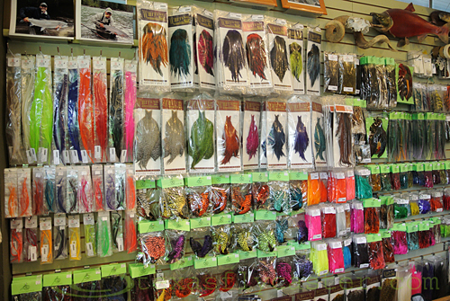 Patrick's Fly Shop Seattle Washington USA