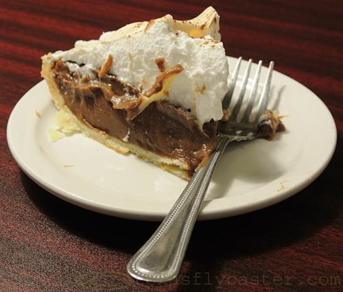 Chocolate Pie at Sweet Boys
