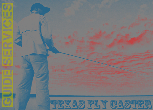 texas fly caster guide services ad