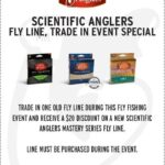 Fly Line Trade In Day at Living Waters Fly in Round Rock