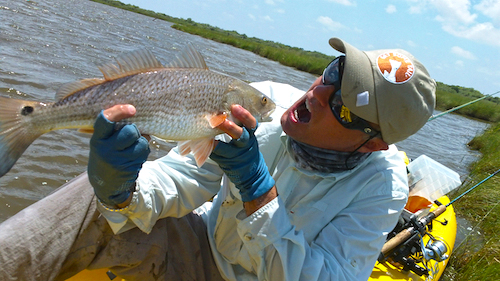 matagorda texas redfish