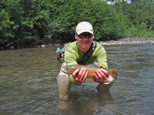 Colorado Fly Fishing with Joel Hays - Photo Courtesy Joel Hays