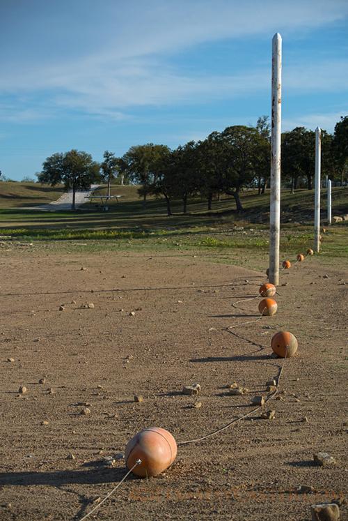 Lake Bridgeport, Texas Drought