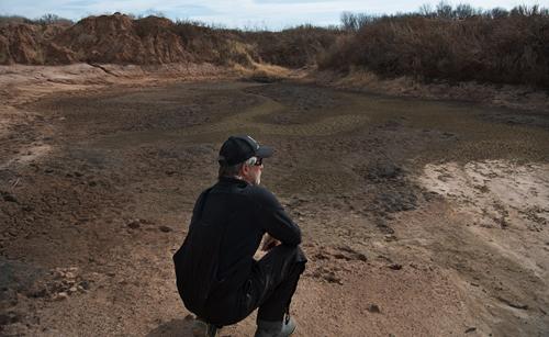 Thinking on Holding Pond