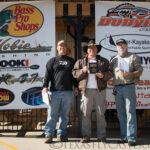 North Texas Kayak Trail Tournament Ray Roberts Results