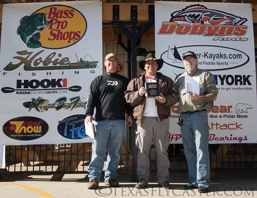 Ray Roberts NTKT Winner 2013 Steve Valle