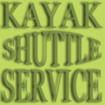kayak shuttle service