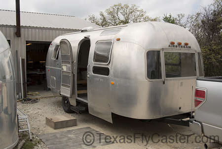 Airstream back together again