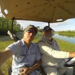 GoPro Still Images From Tomball Golf Course Fly Fishing