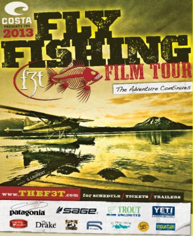 fly fishign film tour