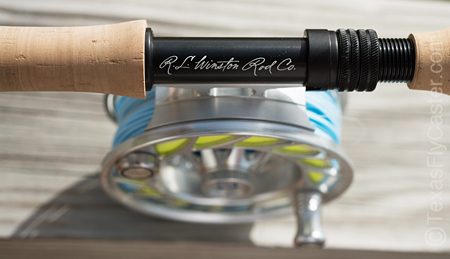 winston fly rod