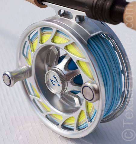 Hatch Fly Fishing Reel 7