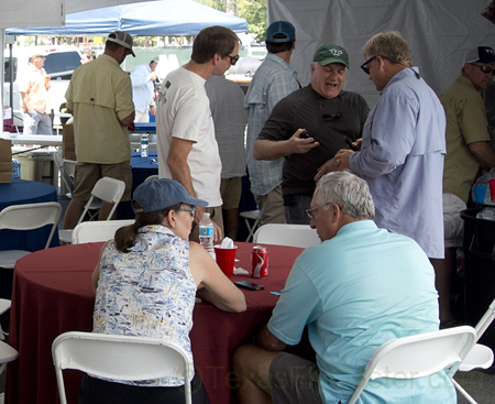 Tailwaters fly shop Bash 2013