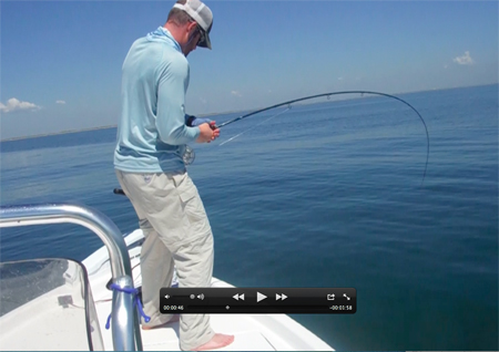 jack crevalle on fly rod port oconnor