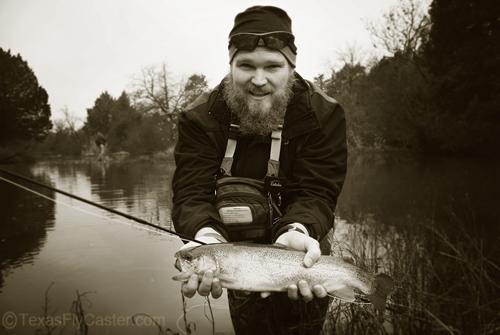 MT's Blue River trout