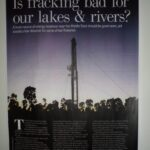 Fracking in England Article