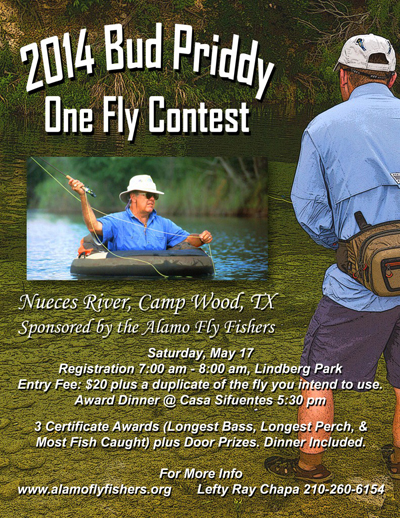 alamo fly fishers one fly