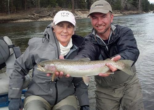 Montana Trout photo Joyce Davis